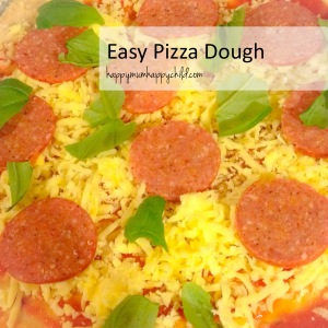 Easy Pizza Dough