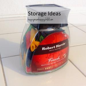 Storage Ideas EDITED