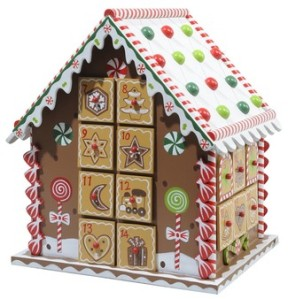 Ballentynes Wooden Advent Calendar