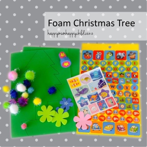 Foam Christmas Tree