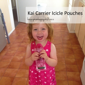 Kai Carrier Icicle Pouches