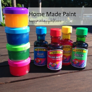 The Best Home Made Paint
